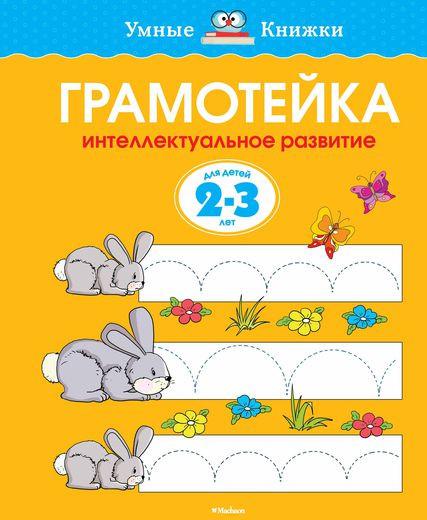 Intellectual development of children 2-3 years