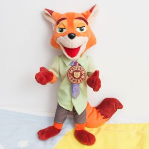 Fox - stuffed toy